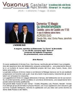 news Across Castellar