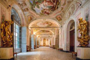 villa Faraggiana Galleria